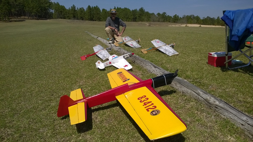 Tuesday's flying and an engine trim challenge. WP_20150324_007_zpslhxsdhmw