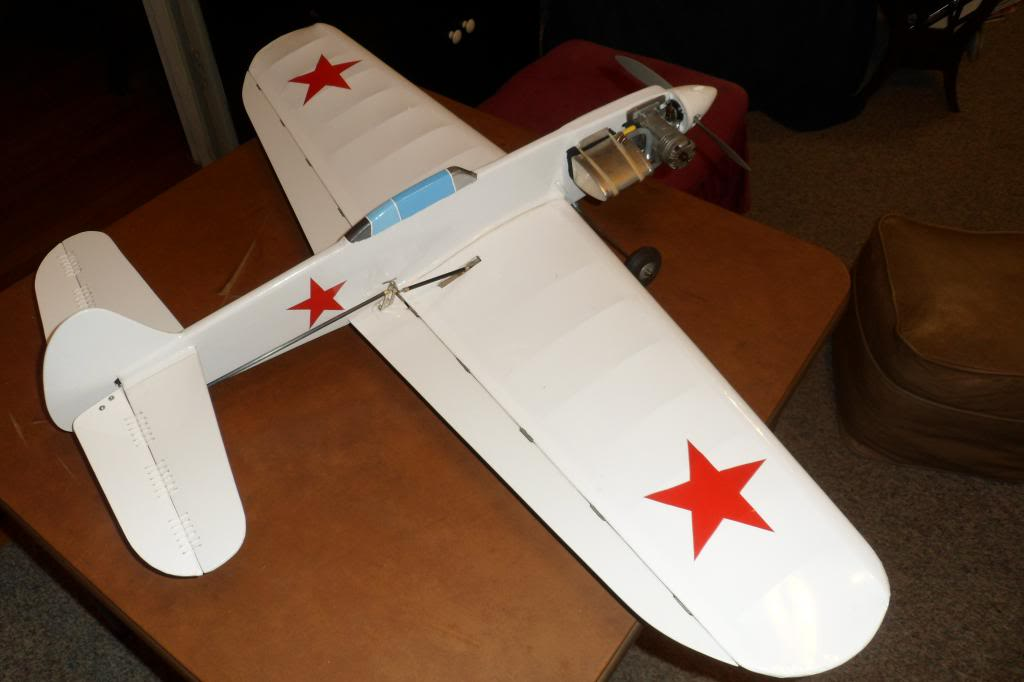 Twister Wing - Maiden Flight Report from the Zaerodrome Yak-9incolor2_zps6217a021