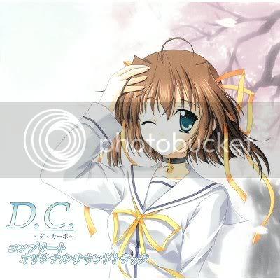 D.C. ~Da Capo~ Complete Original Soundtrack Laca9013_front