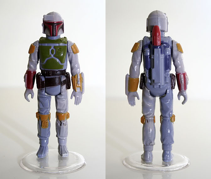 Boba Fett Loose variant – In depth discussion about discoloration and yellowing - Page 3 _MG_2245