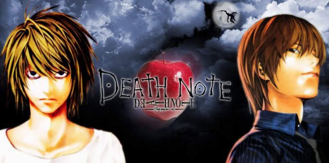 Death Note Forum Role-play