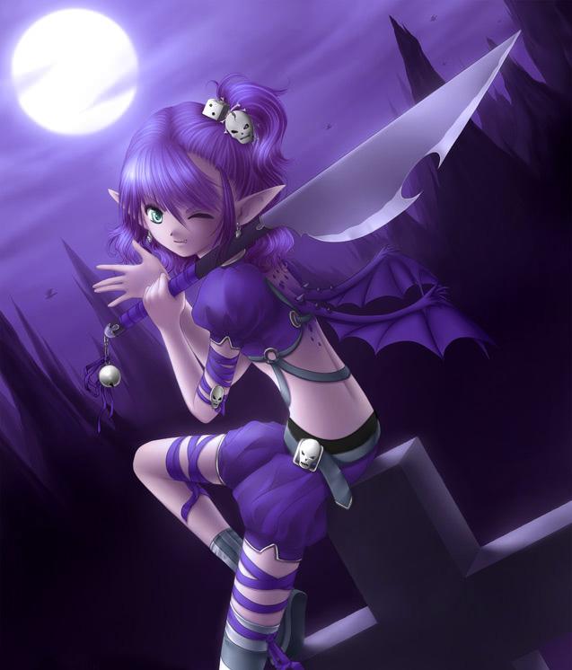 The Princess of Dragons,  Sakuya Kurai Kuraicopy