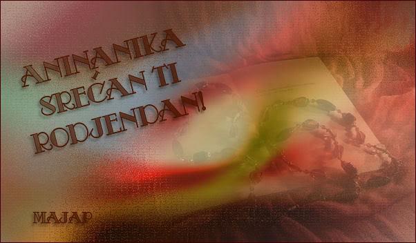 Aninanika ,sve najlepse... Aninanika