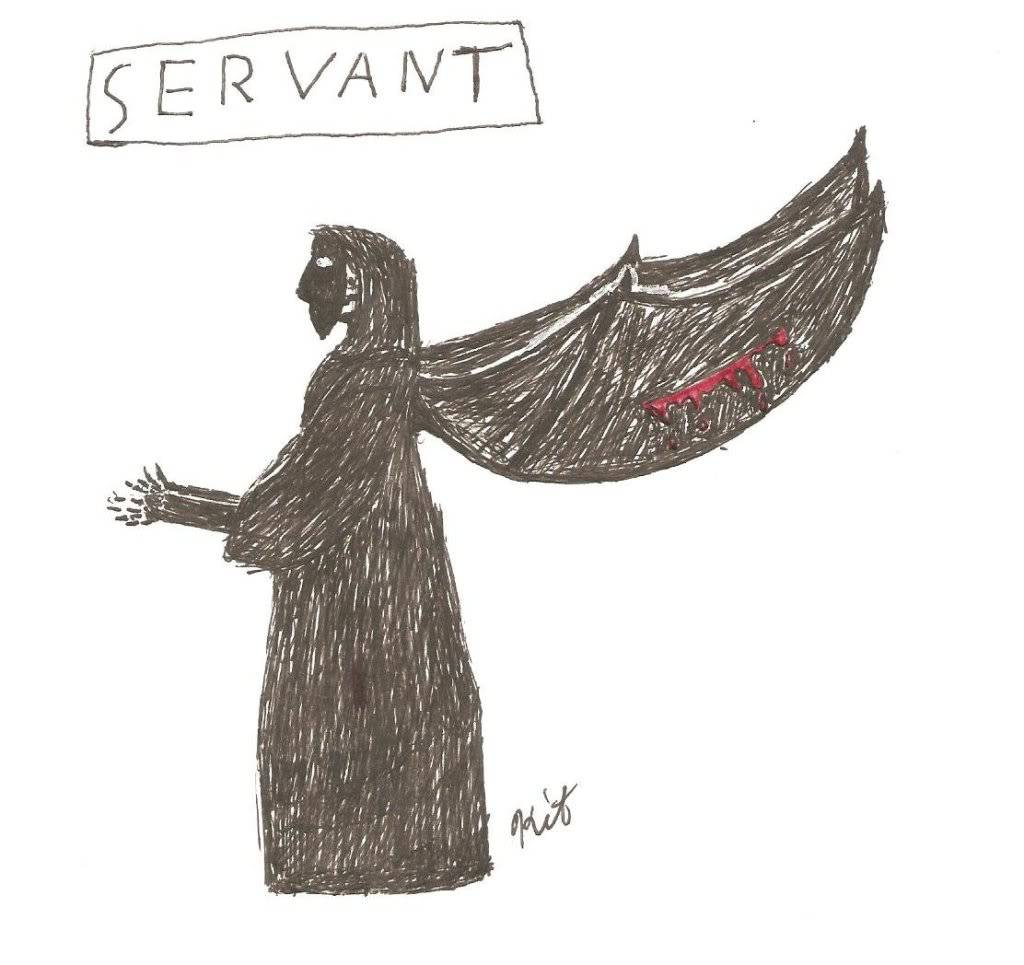 Kit's art Servant
