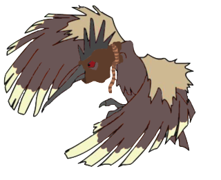 Crane the Undead Fearow - Viridian, Kanto  CraneBGless