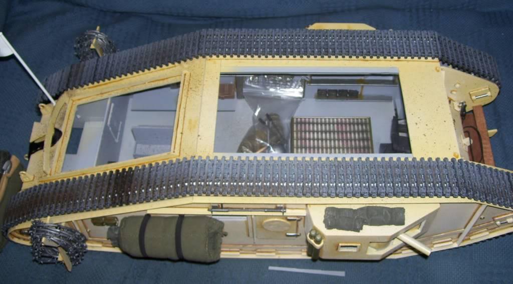 Tank d'Indiana Jones et la dernière croisade 100_5480