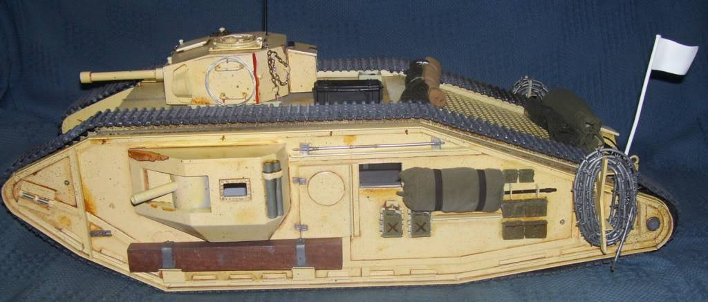 Tank d'Indiana Jones et la dernière croisade 100_5482