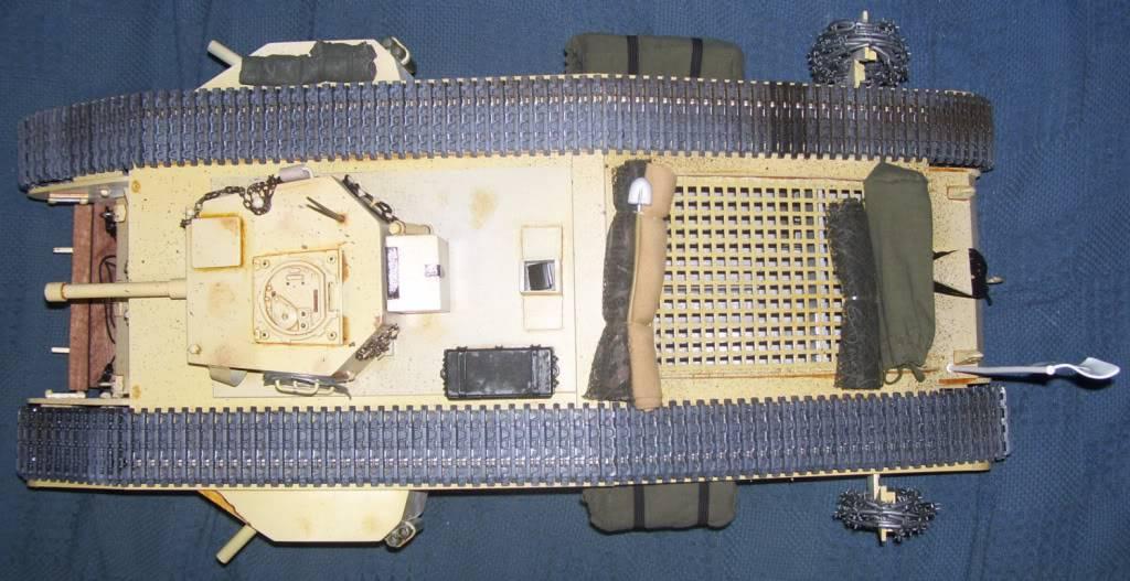 Tank d'Indiana Jones et la dernière croisade 100_5483