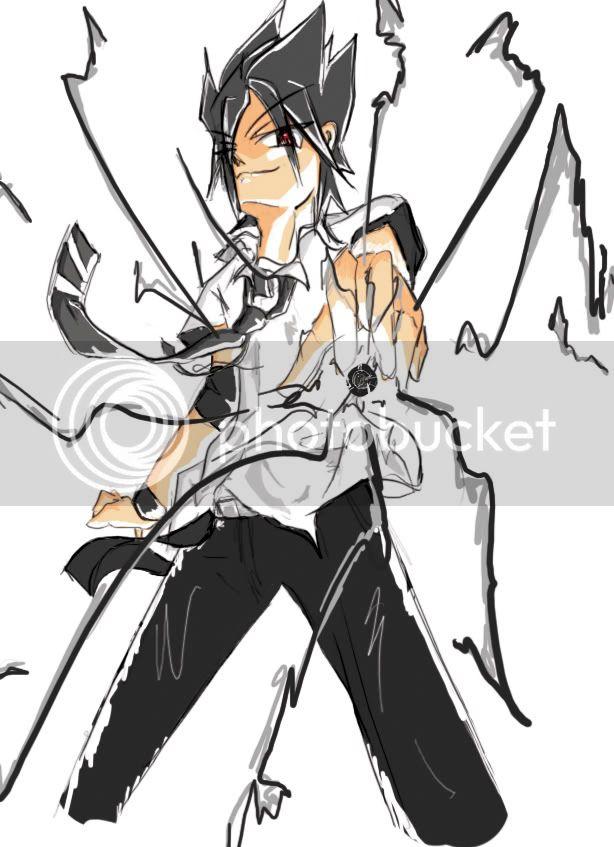 [Character(โอ้วชิท~!!!)] บุคลิกที่ 2 ของชายแห่งสายลม ดิ้กกี้กะอีกบุคลิกของดิ้กกี้ ดิ้กกี้พลังเค~!!!! Dickyc2