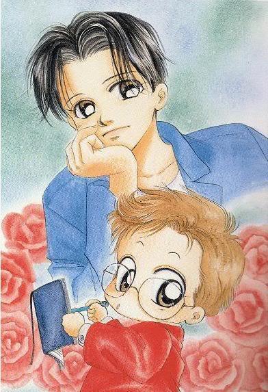 Akachan to boku - Em bé và tôi Post_b07