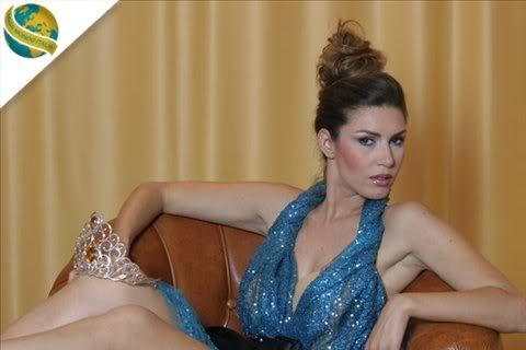 Miss World Italy - Claudia Russo Claudia2