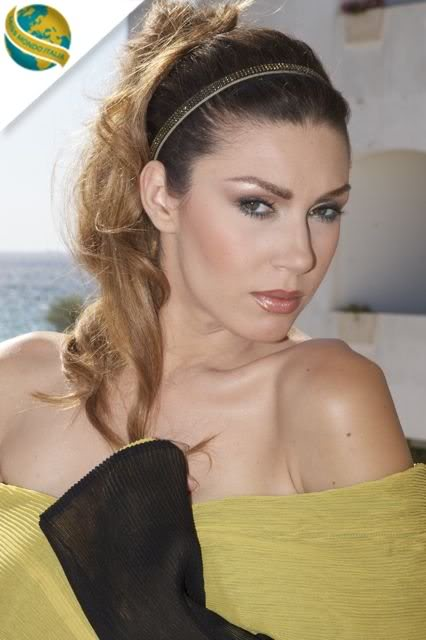 Miss World Italy - Claudia Russo Claudia4