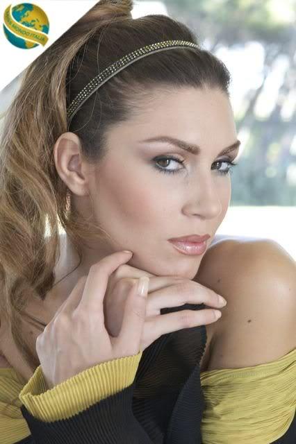 Miss World Italy - Claudia Russo Claudia5