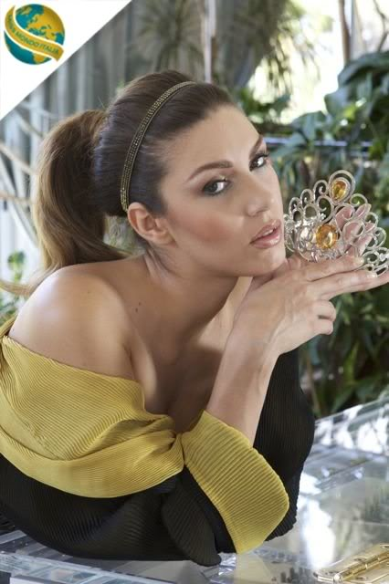 Miss World Italy - Claudia Russo Claudia6