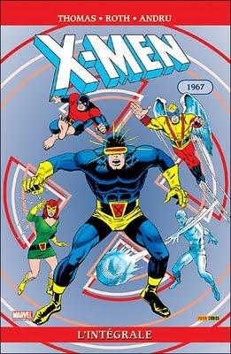 Intégrales X-Men INTGRA1