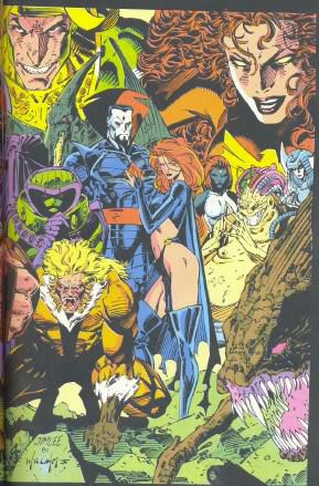 scans des x-men A2-7