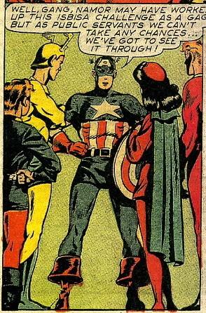 super héros A4