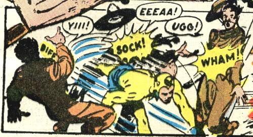 super héros Cap10