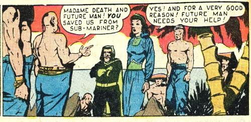 super héros Cap12