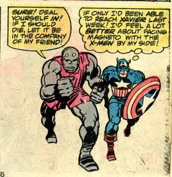 captain america Cap8