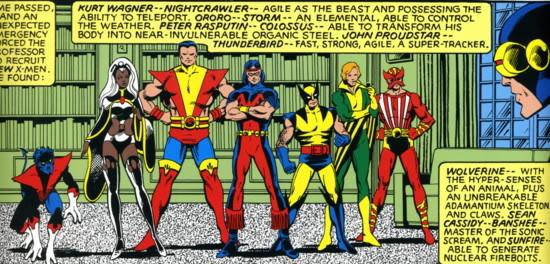 Les X-Men