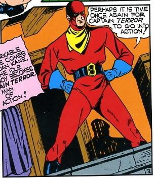 super héros H14