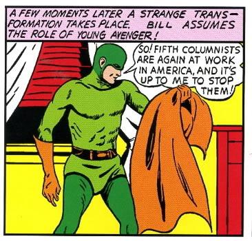 super héros H6-2