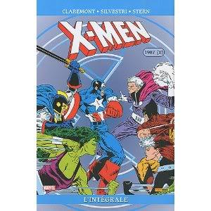 Intégrales X-Men I1-4
