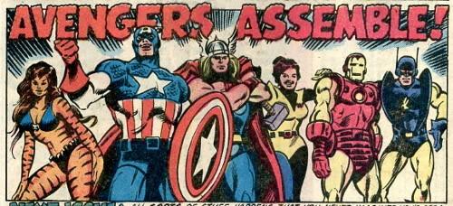 avengers I11