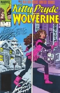 Kitty Pryde and Wolverine K1