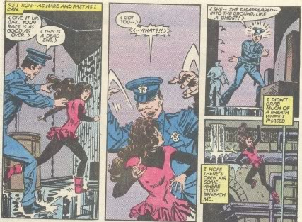 Kitty Pryde and Wolverine K4