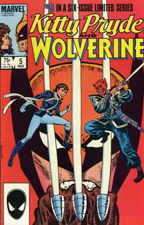 Kitty Pryde and Wolverine Kit16