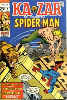 Ka Zar #2,3 +Marvel Tales #30 Kit2-1