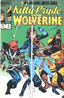 Kitty Pryde and Wolverine Kit20