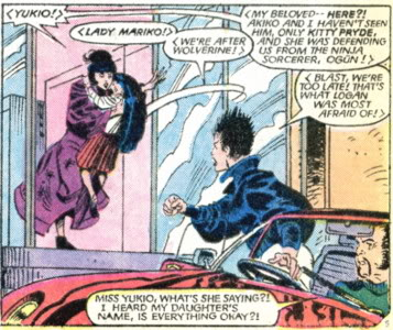Kitty Pryde and Wolverine Kit21