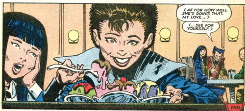 Kitty Pryde and Wolverine Kit24