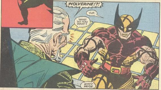 Kitty Pryde and Wolverine Kit4-1