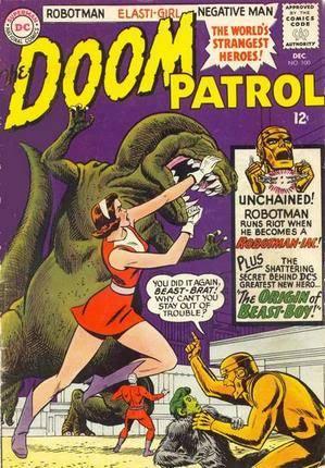 doom patrol Doompatrol100