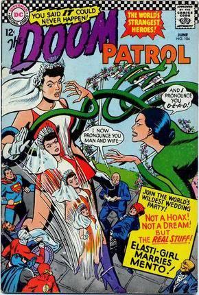 doom patrol Doompatrol104