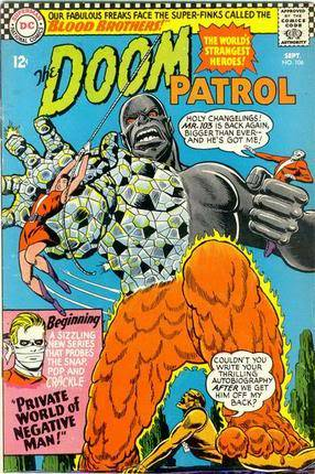 doom patrol Doompatrol106