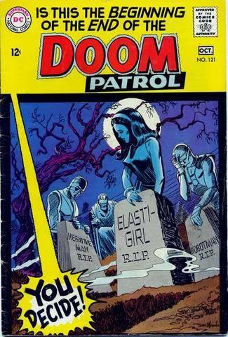 doom patrol Doompatrol121