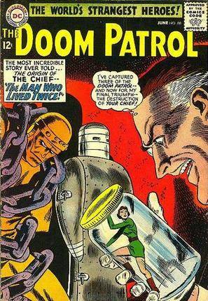 doom patrol Doompatrol88