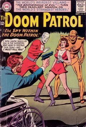 doom patrol Doompatrol90
