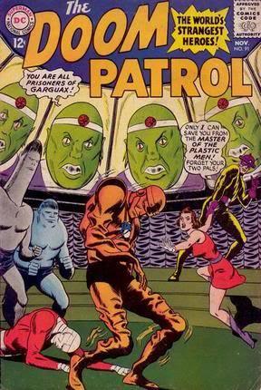 doom patrol Doompatrol91