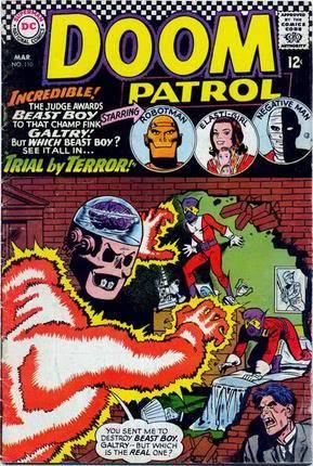 doom patrol Dp110