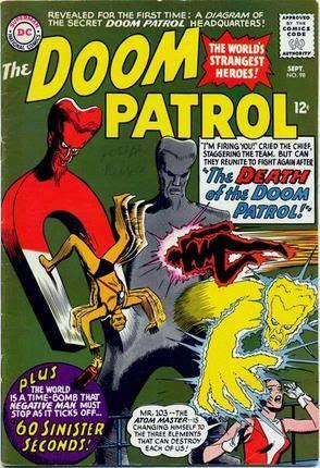 doom patrol Dp98