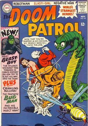 doom patrol Dp99