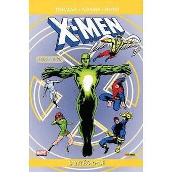 Intégrales X-Men Integrale