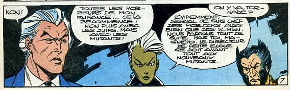 les leaders des x-men Lead2
