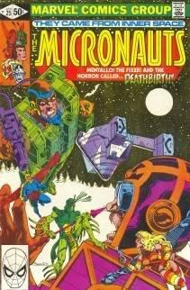micronauts M1-3